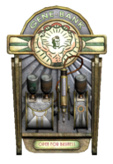 bioshock slot machine