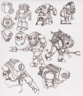 Early Protector Concepts 1