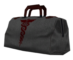 Medical Kit Render