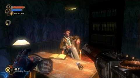 Bioshock 2 Audio Tours From the Desk of Andrew Ryan