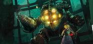 Bioshock hero