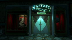 rapture records bioshock wiki fandom powered by wikia