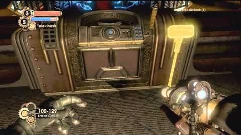 Bioshock 2 Minerva's Den - Final Boss and Ending