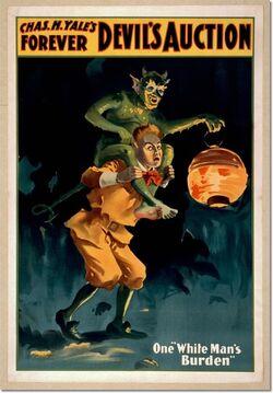 Devil's Auction Poster