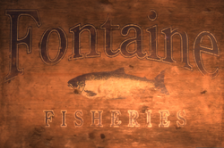Fontaine Fisheries Crate