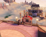 BioShock Infinite - Battleship Bay - telescope f0842