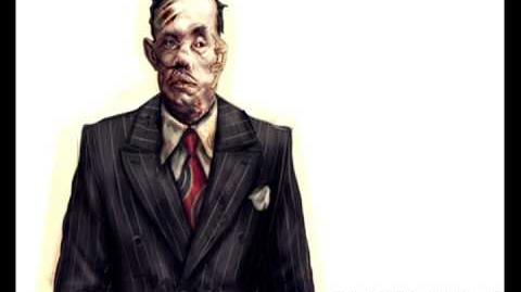BioShock Splicer Dialogue - Breadwinner