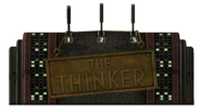 The Thinker Sign