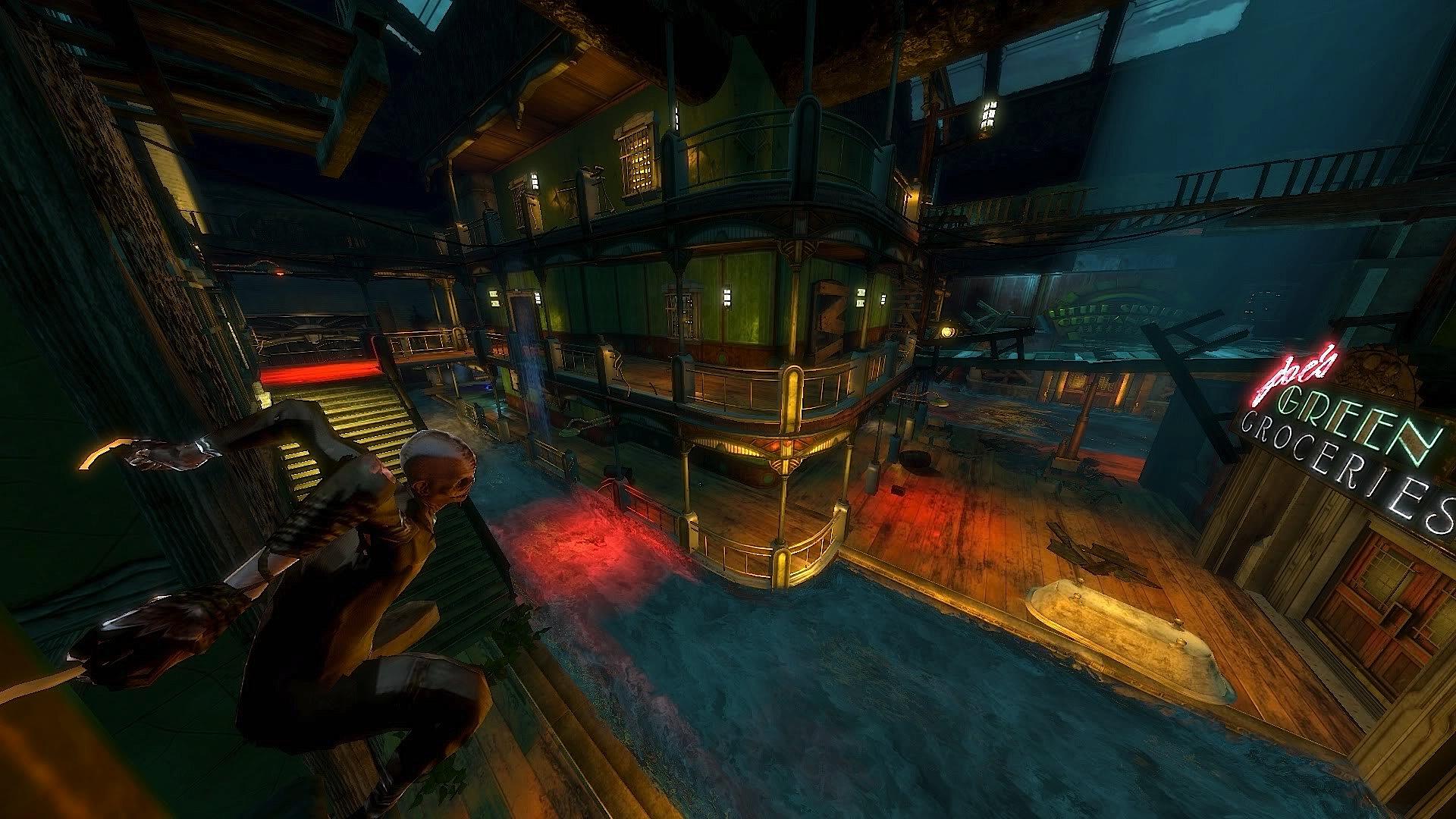 BioShock 2 - Siren Alley - Mermaid Lounge | WikiGameGuides - YouTube