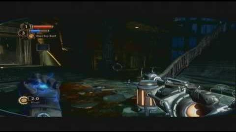 Bioshock 2 First Big Sister Encounter