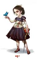 Little sister concept