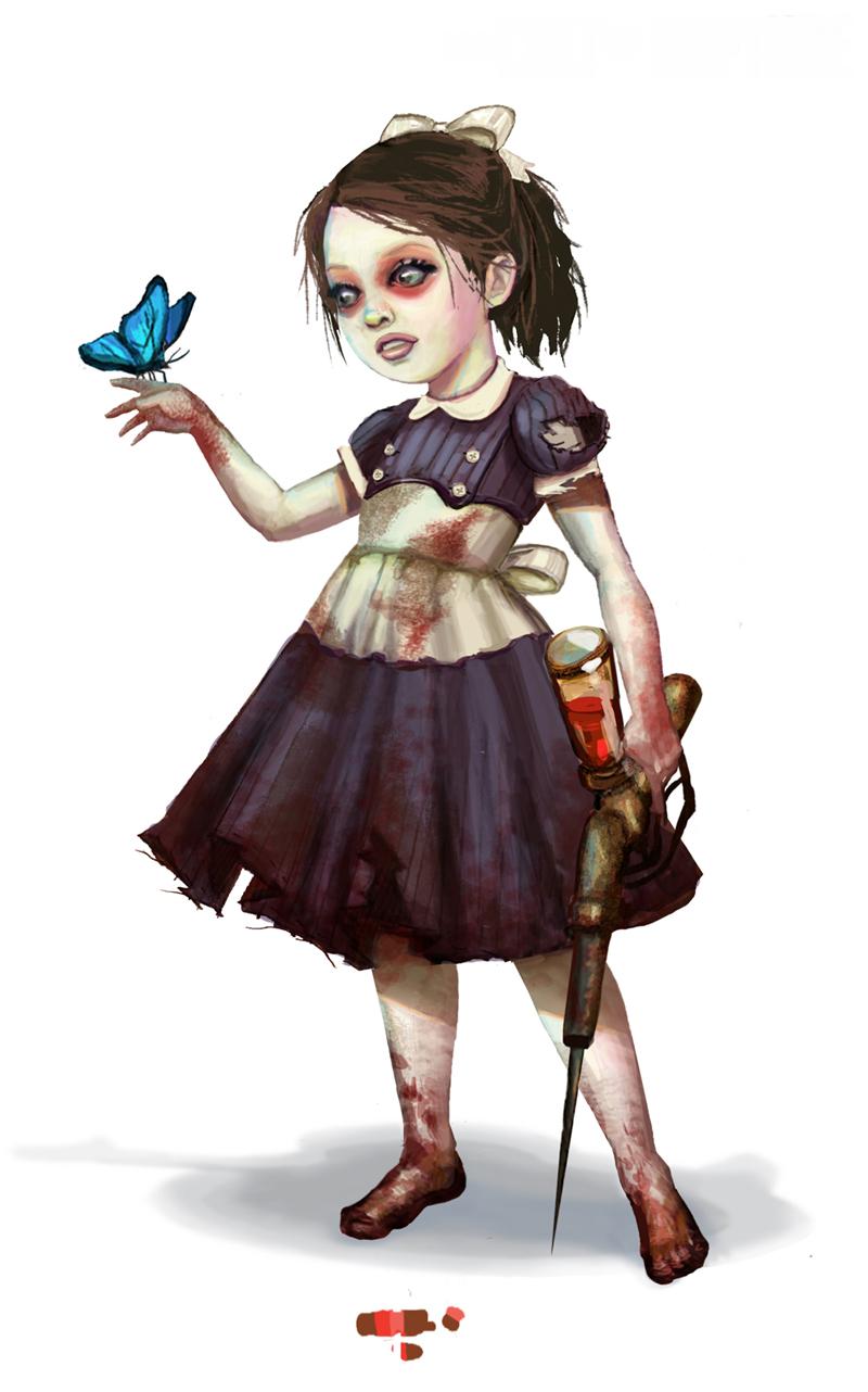 little sis Little sister concept