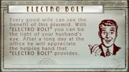Placard ElectroBolt colo