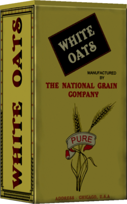 BioShock Infinite Oats