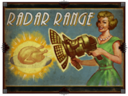 Radar Range Advertisement