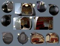 Burial at Sea Bathysphere Concept Art