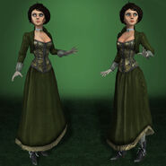 Meshmod elizabeth gibson girl by armachamcorp-d6zhlsz