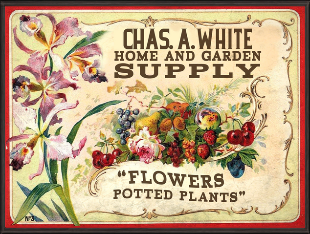 File:Chas A White Supply Sign.png