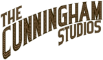 The Cunningham Studios sign