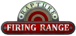 Rapture Firing Range Logo