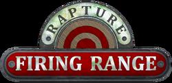 Rapture Firing Range Logo