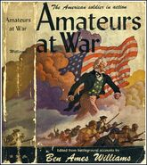 Amateurs at War cover