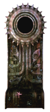 Little Sister Vent - delapidated (BioShock 2)
