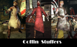 Coffin Stuffers