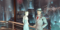 Scripted Events (Burial at Sea)