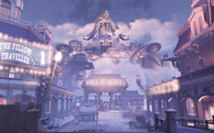 BioShock Infinite - Soldier's Field - Patriot's Pavilion f0789