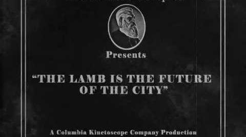 BioShock Infinite The Lamb is the future of the city