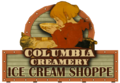 Columbia Creamery Sign.png