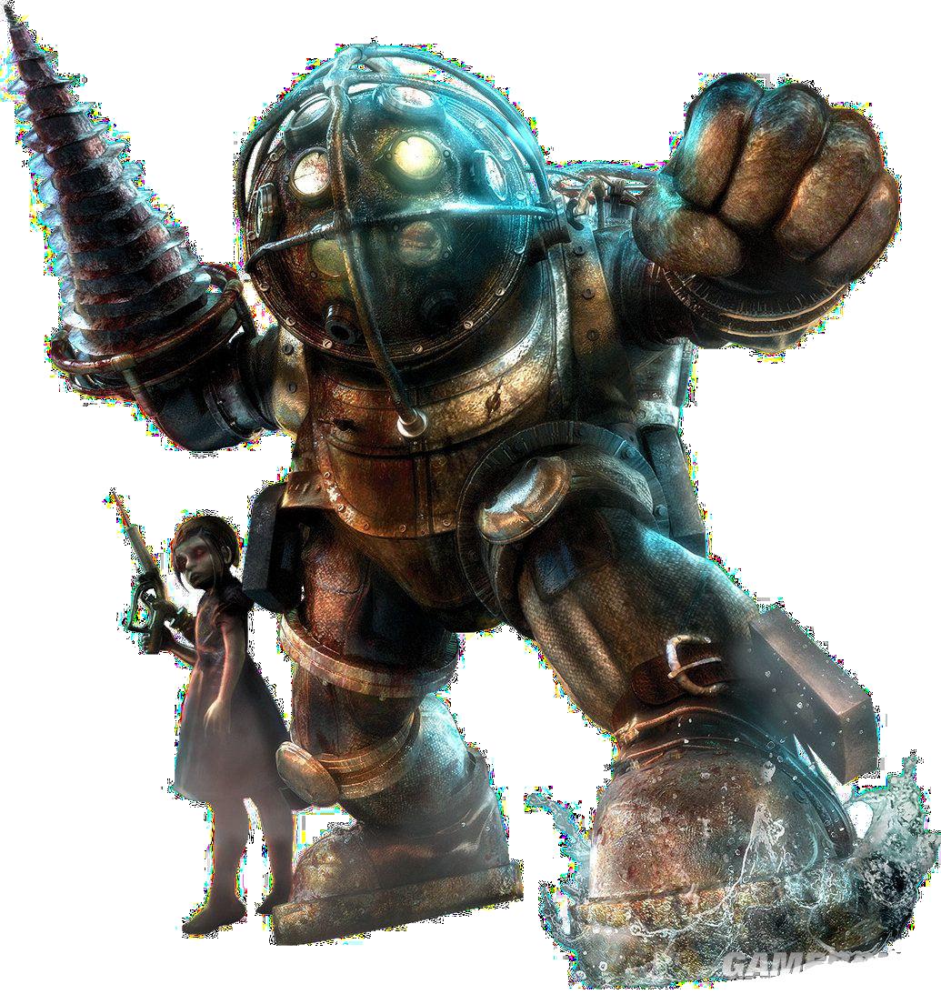 Big daddy bioshock wiki fandom powered by wikia - Bioshock wikia ...