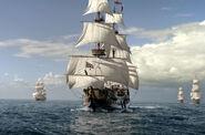 British fleet
