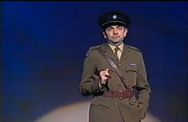 Lord Edmund Blackadder (The Army Years)