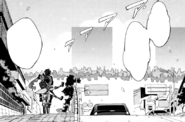 Rentaro and Enju go to school
