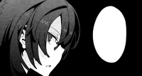 Kisara calls Rentaro weak