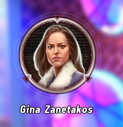 Gina Zanetakos (Conspiracy)