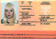 Gina Zanatakos German alias2