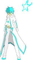 Crystal rock shooter anime anime logo 2