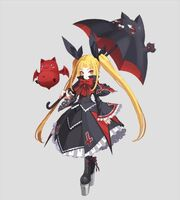 Rachel Alucard (Lost Saga, Artwork, Female)