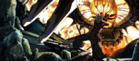 Ragna the Bloodedge (Calamity Trigger, Arcade Mode Illustration, 2)