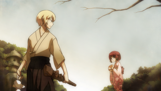 File:Tsubaki Yayoi (Continuum Shift, Story Mode Illustration, 2, Type B).png