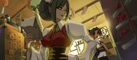 Litchi Faye-Ling (Calamity Trigger, Arcade Mode Illustration, 1, Type A)