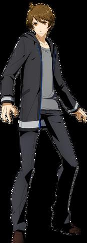 File:Tōya Kagari (Character Artwork, 3, Type B).png