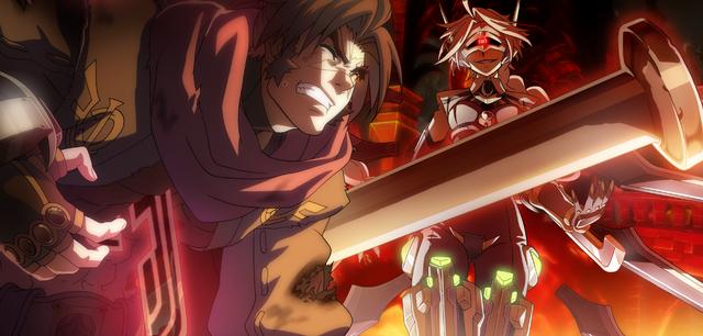File:Bang Shishigami (Centralfiction, arcade mode illustration, 6).png