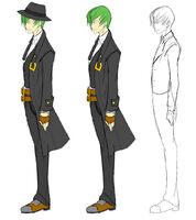 Hazama (Concept Artwork, 2)