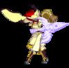 Tsubaki Yayoi (Continuum Shift, Sprite, 5C)