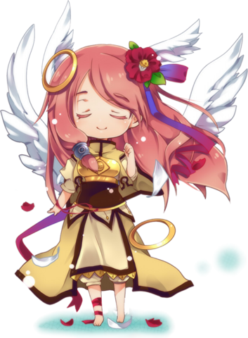 File:Tsubaki Yayoi (Fan Art, User Picture, MegaSonic55, 1).png