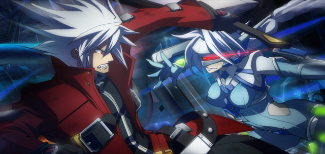 File:Ragna the Bloodedge (Chronophantasma, Arcade Mode Illustration, 2).png